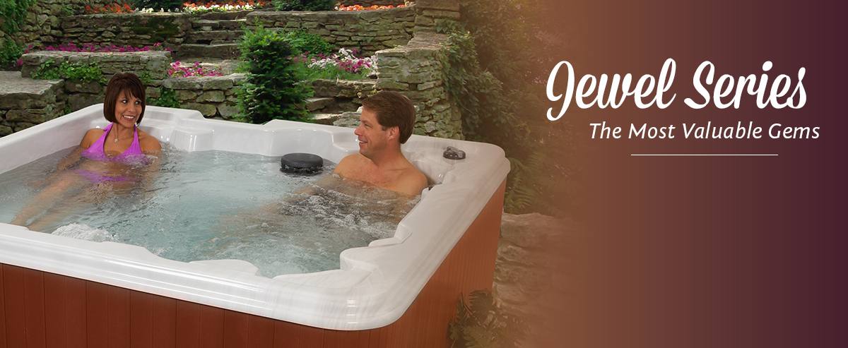 QCA Spas Jewel Series Hot Tubs | QCA Spas