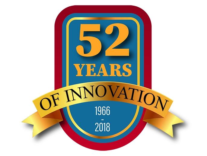 52 Year Logo