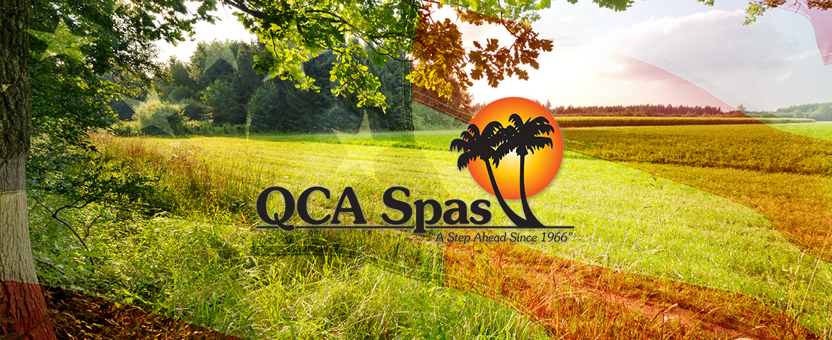 Dewitt QCA Spas Location