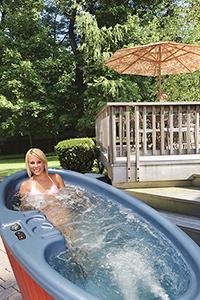 hot tub spa health benefits