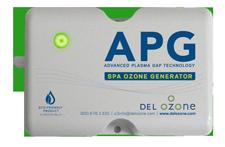 Del Ozone QCA Spas ozonator